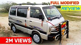 Modified Maruti Omni 2019 Omji technical India