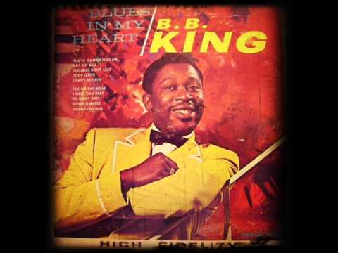 Cover image of song Your Letter by BB King
