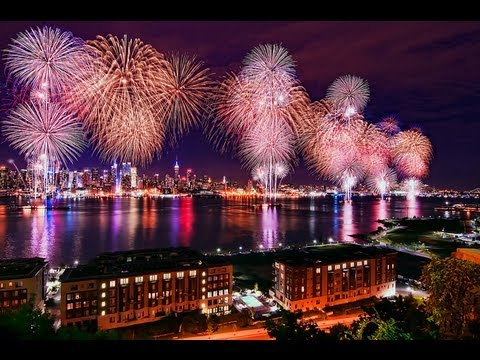 New Years Eve Fireworks Nyc