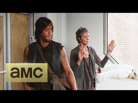 (spoilers) Inside Episode 506: The Walking Dead: Consumed video