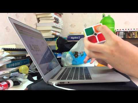 2x2x2 Mini Cube OH Avg Sub-7