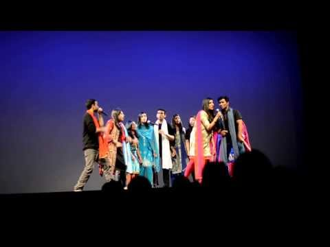 UConn Husky Hungama Asian Night 2014 - Tumhe Aaj Maine Jo Dekha...