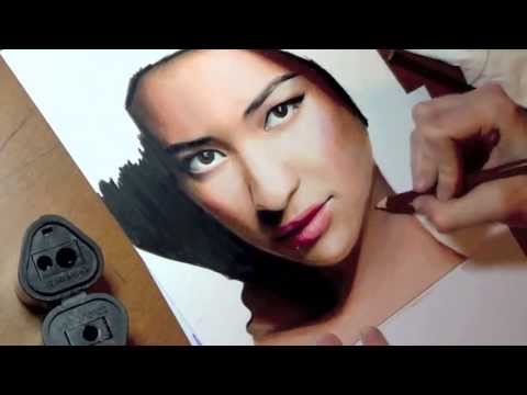 Drawing Shay Mitchell