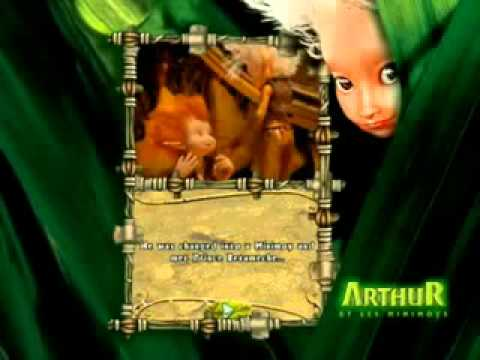 ARTHUR AND THE INVISIBLES – VIDEOGAME TRAILER – NINTENDO DS – 2006