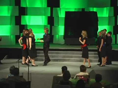 """Harbor Light Christian School """"End of the Beginning"""" skit - 06/16/2012"""