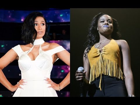 Part 2~ Cardi B DELETES Her Instagram Account After Azealia Banks' READS Her For The Filth