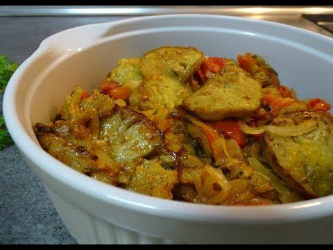 ИМАМ-БАЯЛДЫ (заготовка на зиму)вкусный и простой рецепт от Inga Avak