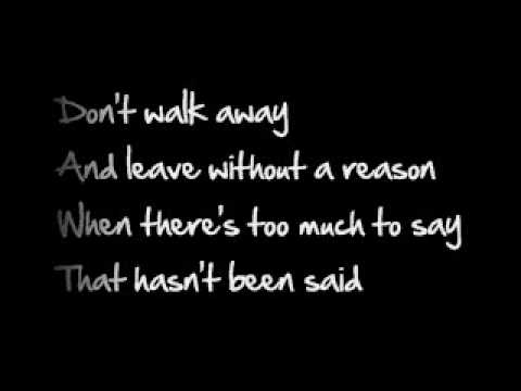 Sick Puppies - Dont Walk Away