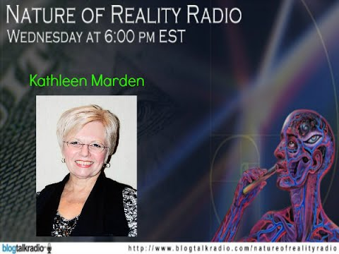 Kathleen Marden: UFO Abduction, ET Contact, And Hypnosis