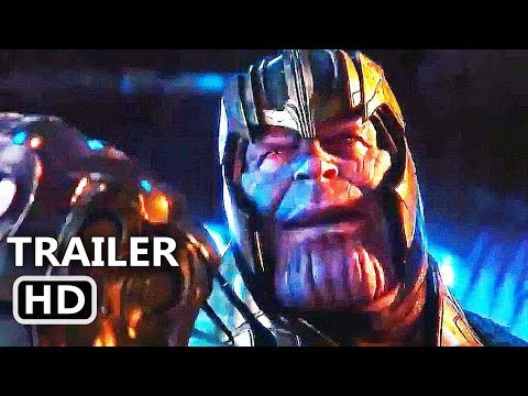"AVENGERS: INFINITY WAR ""Thanos Snaps Fingers"" Trailer (NEW 2018) Marvel Movie HD"