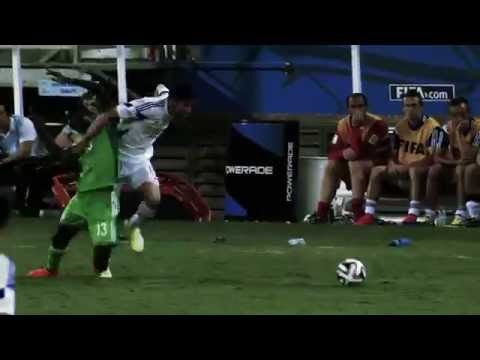 M28 NIGERIA 1-0 BOSNIA WORLD CUP 2014 PROMO