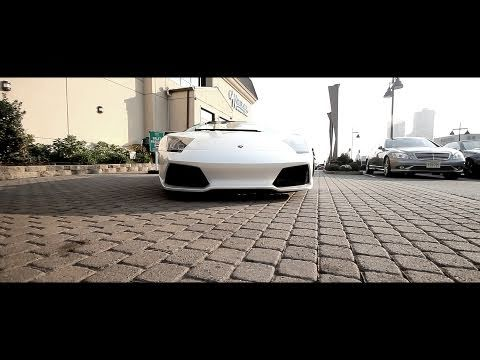 Lamborghini Murcielago LP640 Roadster Experimental Short Film