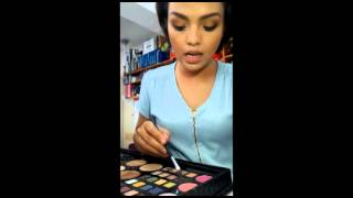 Video on the Request Sariayu : Koreksi Wajah dengan Make Up yang Tepat