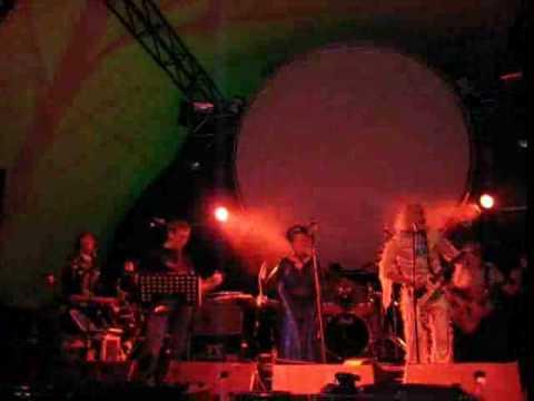 Steve Hillage and Gong Glastonbury 2009