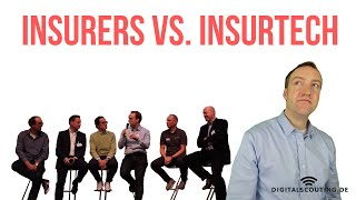 """""""Who is going to make it? - #Insurers, #insurtech or tech giants."""""""