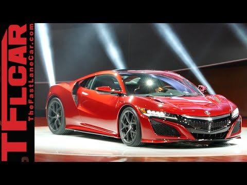 Top 5 New Cars that Wowed Journalists at the Detroit Auto Show