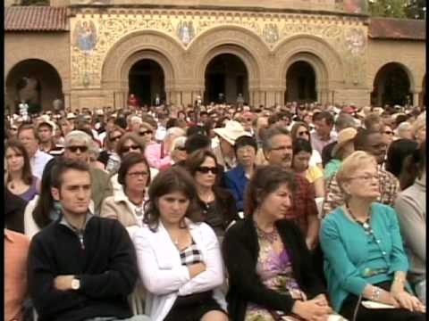 2009 Stanford University Baccalaureate Celebration