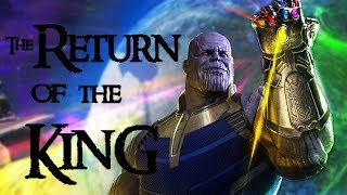 Avengers: Infinity War trailer - (LOTR The Return of the King Style)