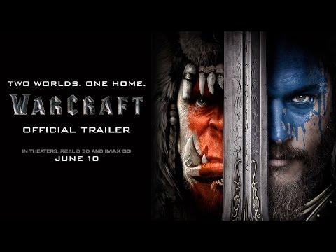 Warcraft - Official Trailer (HD)