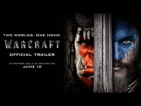 Warcraft - Official Trailer (HD) streaming vf
