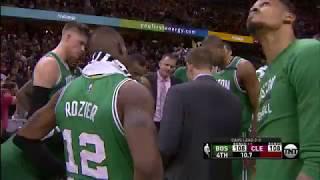 Boston Celtics at Cleveland Cavaliers   May 21, 2017