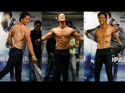Tiger Shroff in 3 famous Micheal Jackson poses! - EXCLUSIVE INTERVIEW!