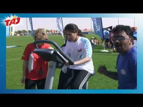 TAJ @Hercules Trophy Dubai 2011