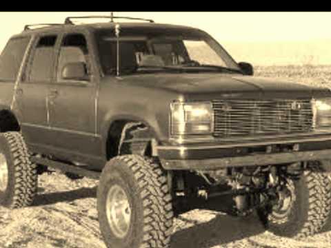 94 ford explorer wmp