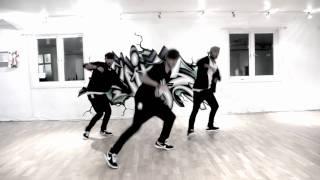 Choreografia taneczna: QUICK CREW - Despicable by Eminem