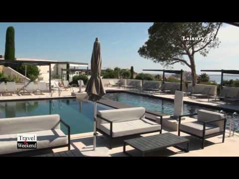 """""""Discovery Corse"""" -""""Hotel La Villa"""" - Calvi - Corsica - """"Luxury Hotel"""" & Restaurant"""