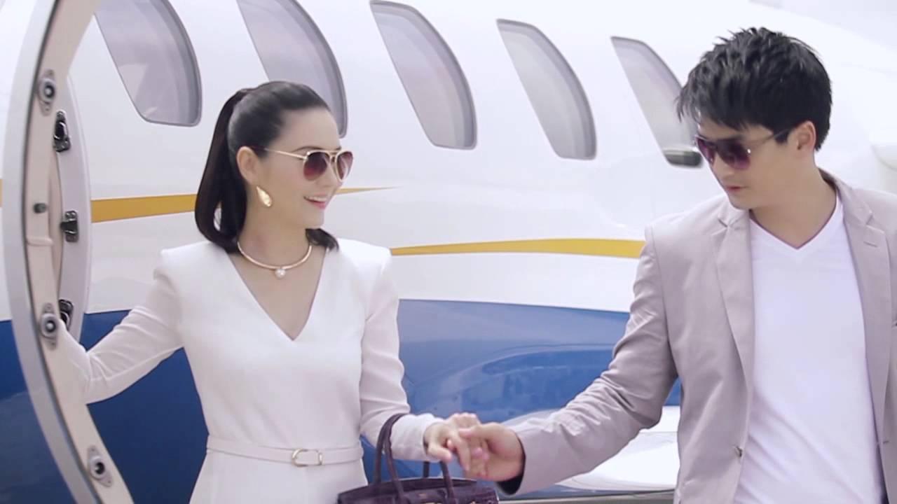 ไฮโซสาวกับหวานใจ บิน Private Jet โชว์ชีวิตสุด First Youtube