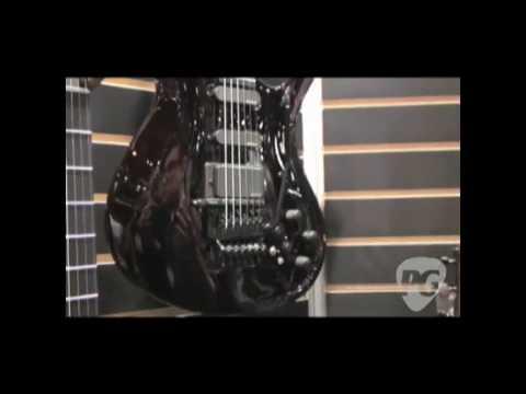 Summer NAMM '09 - Parker Guitars Vernon Reid&Adam Dutkiewicz DragonFlys