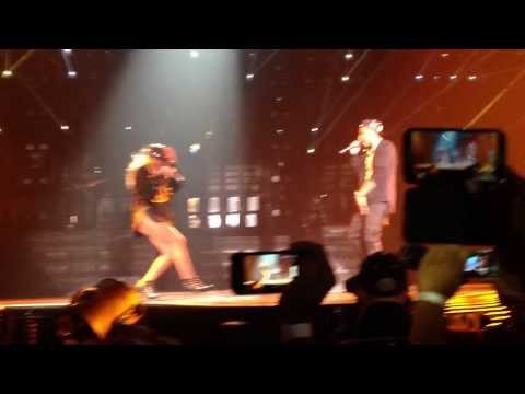 BEYONCÉ - Bow Down, JAY-Z 'Tom Ford', Diva. Live in Brooklyn, Barclays Center