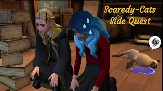 Scaredy-Cats Side Quest Harry Potter Hogwarts Mystery