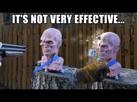 What NOT to Use Against the Undead!