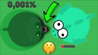 MOPE.IO ULTRA RARE BLACK LIONESS INVISIBLE TROLLING! Mope.io Funny And Best Moments