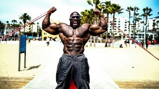 Kali Muscle: Superhuman Workout w/ Muscle Bands