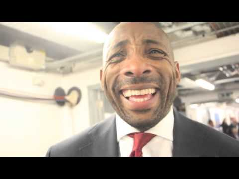 JOHNNY NELSON TALKS GEORGE GROVES & JAMES DeGALE BACSTAGE BUST-UP AT WEIGH IN / CLEVERLY v BELLEW 2