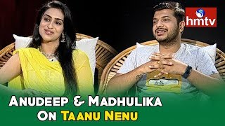 Singer Anud3ep Dev and Madhulika Interview On