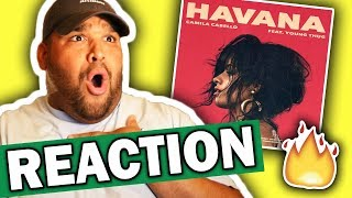Camila Cabello ft. Young Thug - Havana [REACTION]