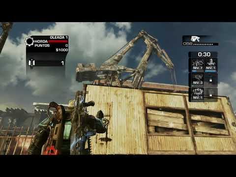 Gears of War 3 | Huevo de Pascua Dique Seco?
