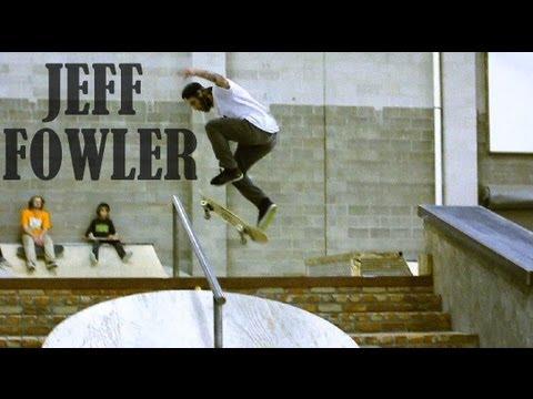 Big Spin Front Board Handrail - Jeff Fowler