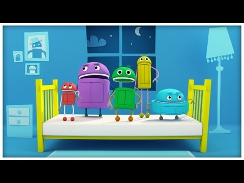 Jumping on the Bed Classic Songs by StoryBots