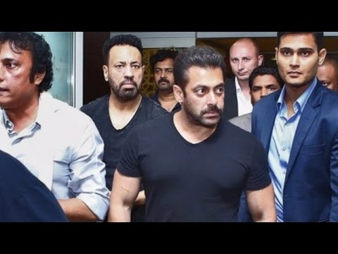Salman Khan Dodges Questions Over his RAPE Comment