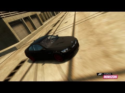 Forza Horizon Clutch Kick Drift Technique Tutorial