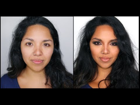 Tutorial Maquillaje para Pieles Trigueñas- Makeup for Olive Skins