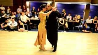 ANKARA INTENSIVE TANGO WEEKEND - MARCH 2013      TURKEY