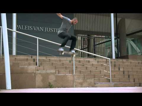 Matt Berger - Backside 360