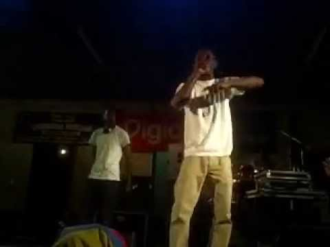 Nature Kid (1)4th Pre Carnival Jam Sessions Lions Den July 4th/5th Antigua 2013