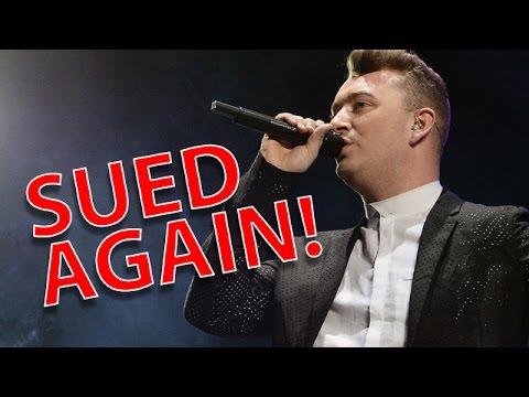 Will Sam Smith Lose His Grammy!? Sued AGAIN Over
